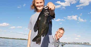 Lake trout on Lake Michigan, crappie, largemouth bass, smallmouth bass and flathead catfish, inland, and an u… - Chicago Sun-Times