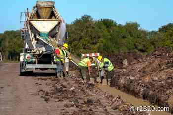 Auditaron las obras de servicios en los lotes Tu Primer Terreno - r2820.com