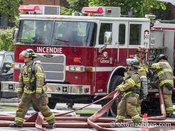 Fire extinguished in Gatineau Park - Ottawa Citizen