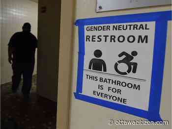 Gatineau to install gender-neutral washrooms, changing rooms at two pools - Ottawa Citizen