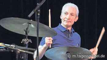 Rolling-Stones-Drummer: Charlie Watts feiert seinen 80. Geburtstag - Kultur - Tagesspiegel