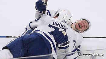 Pending UFA Hyman wants to remain with Leafs if 'something makes sense' - TSN