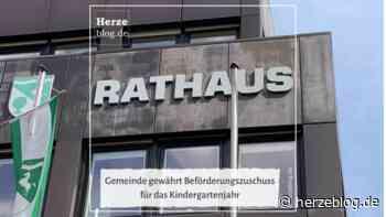 Gemeinde Herzebrock-Clarholz gewährt Beförderungszuschuss für das Kindergartenjahr - Herzeblog.de