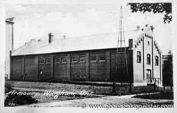 Demolition of Wingham Armoury an 'incalculable cultural loss' - Goderich Signal Star