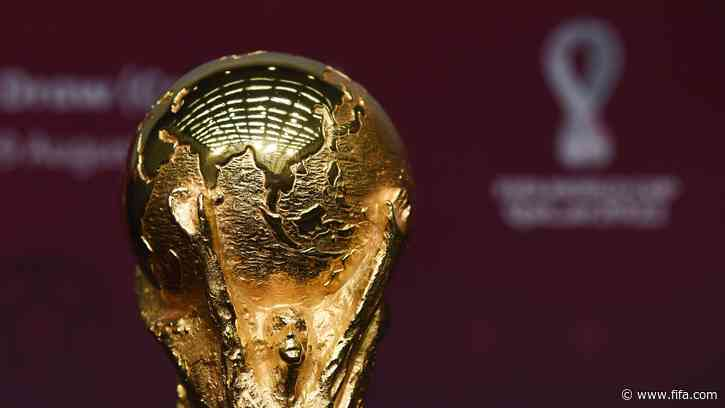 Follow the World Cup qualifiers