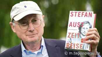 Die Autobiografie von Stefan Aust: Hauptsache oben bleiben - Medien - Gesellschaft - Tagesspiegel