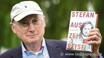 Die Autobiografie von Stefan Aust: Hauptsache oben bleiben - Tagesspiegel