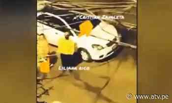 Santa Anita: Atacan con machetazos a vecino por no querer vender cerveza - ATV.pe