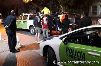 La Policía desactivó una fiesta clandestina en el barrio Aldana - CorrientesHoy.com