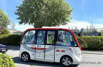 Rehau: Erste selbstfahrende Elektro-Busse in der Stadt unterwegs - inFranken.de
