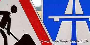 Verkehr: Stau auf A7 wegen Vollsperrung zwischen Rhüden und Bockenem - Göttinger Tageblatt