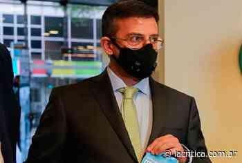 """Cisneros cargó contra el PRO y pidió a los macristas tucumanos que no """"frivolicen la política"""" - La Crítica"""