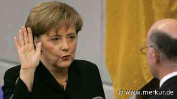 Angela Merkel: 16 Jahre Kanzlerschaft - das waren die prägendsten Momente - Merkur.de