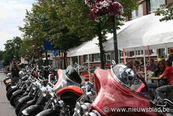 Door corona ook dit jaar geen Harleytreffen in Leopoldsburg - Het Nieuwsblad