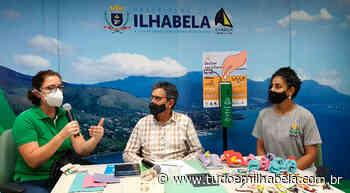 Semana do Meio Ambiente promove live - Tudo Em Ilhabela - Tudo em Ilhabela
