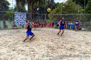 Irmãos rondonienses, ex-moradores de Jaru, ganham torneio de futevôlei no Rio de Janeiro - Rondônia Dinâmica