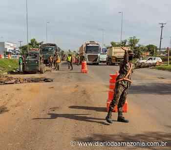 Obras para duplicar ponte sobre o rio Jaru são iniciadas - Diário da Amazônia