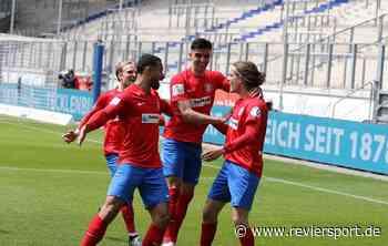 Pokalfinale: WSV siegt gegen Straelen! Viktoria Köln souverän - RevierSport