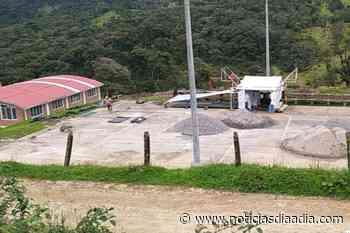 Obras veredales avanzan a buen ritmo en Chipaque, Cundinamarca - Noticias Día a Día