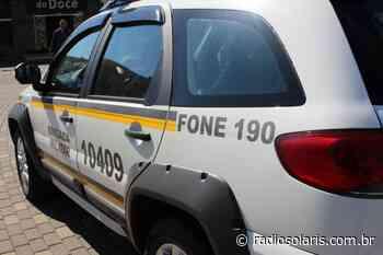 Caminhão roubado é recuperado na Linha 80, em Flores da Cunha | Grupo Solaris - radiosolaris.com.br