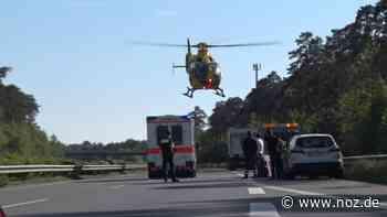 61-Jähriger auf der A31 bei Bad Bentheim von Lkw erfasst - NOZ