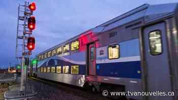Des départs supplémentaires pour le train Exo1 Vaudreuil-Hudson - TVA Nouvelles