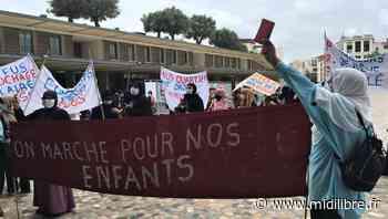 Montpellier : les parents du Petit-Bard-Pergola marchent pour leurs enfants - Midi Libre