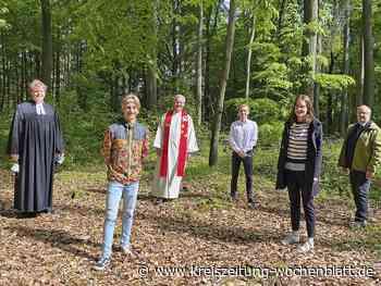 Im Kirchenkreis Winsen wurde vakante Stelle neu besetzt: Markus Kalmbach ist jetzt Jugendpastor im Kirchenkreis Winsen - Winsen - Kreiszeitung Wochenblatt