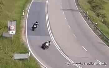 Blumberg-Randen: Motorradraser stören Abendruhe am Randen - SÜDKURIER Online