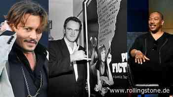"""""""Pulp Fiction"""" mit Eddie Murphy und Johnny Depp? Das ist Quentin Tarantinos Wunschbesetzung - Rolling Stone"""