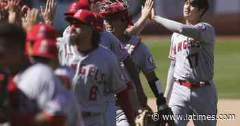 Angels pitching to be playoff contender with easier schedule ahead