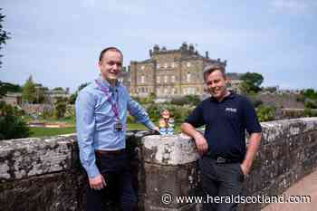 National Trust for Scotland: Ice cream supplier to Culzean Castle and Glencoe National Nature Reserve unveiled   HeraldScotland - HeraldScotland