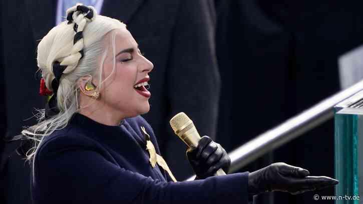 Nun erst im Sommer 2022:Lady Gaga verschiebt Tour erneut - n-tv NACHRICHTEN