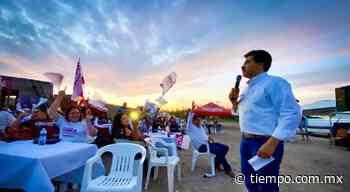 La región centro-sur al 100 con YSQ: Ramón Enríquez en Saucillo - El Tiempo de México