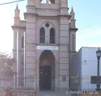 """Increíble: Robaron en la Iglesia de la Merced y se llevaron la """"Teca con la eucaristía"""" - RADIO FÉNIX 95.1"""