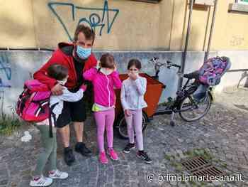 Giornata mondiale della bicicletta, a Cernusco sul Naviglio tutti a scuola pedalando - Prima la Martesana