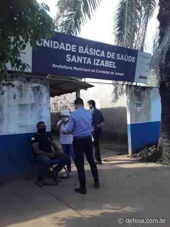 Agevisa realiza visita técnica de monitoramento na rede de frio de Candeias do Jamari - Defesa - Agência de Notícias
