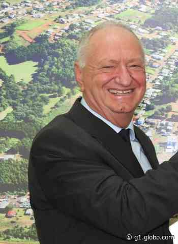 Prefeito de Sananduva, Leomar José Foscarini morre de Covid aos 68 anos - G1