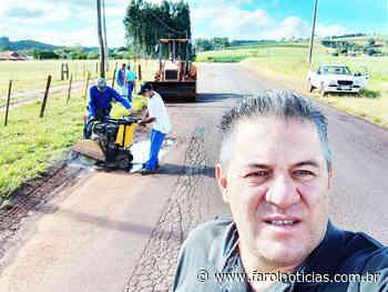 Vice-prefeito de Itaí Eduardo Boi é transferido para UTI de Taquarituba - Farol Notícias