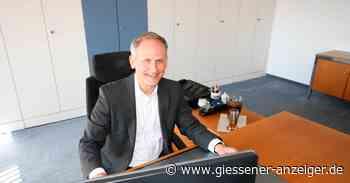 Laubach: Erster Tag im Rathaus - Gießener Anzeiger