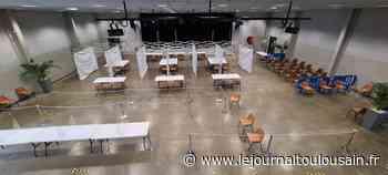 Haute-Garonne : un grand centre de vaccination ouvre lundi à Colomiers - Le Journal Toulousain