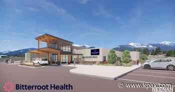 Plans for new Stevensville medical center unveiled - KPAX-TV