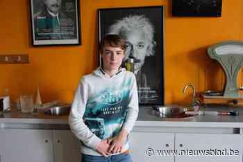"""Wout (16) mag twee weken op stage bij CERN: """"Misschien passen de leerkrachten fysica daarna hun lessen wel aan"""""""