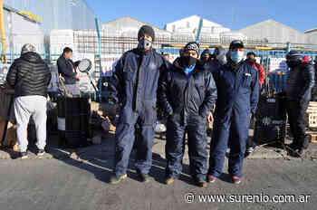 Protesta en la fábrica Río Chico por despidos - El Sureño