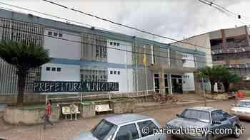 MP propõe ação contra ex-prefeito de Paracatu por contratar servidores sem concurso - Paracatunews