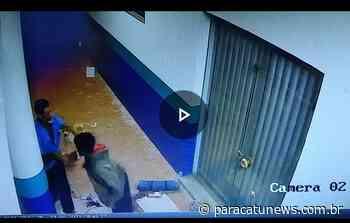 Tentativa Morador de rua é esfaqueado em Paracatu - Paracatunews