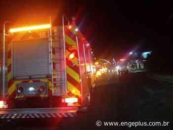 Colisão entre dois carros é registrada em Imbituba; um dos motoristas abandonou o local - Engeplus