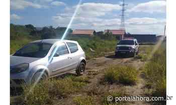 Vítima de sequestro em Imbituba apanha, tem carro roubado e perde R$ 4 mil, cartões e o automóvel, posteriormente recuperado pela PM - Portal AHora