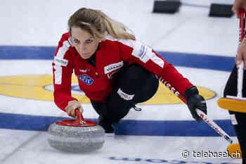 Schweizerinnen liefern besten Curling-WM-Start aller Zeiten - Telebasel