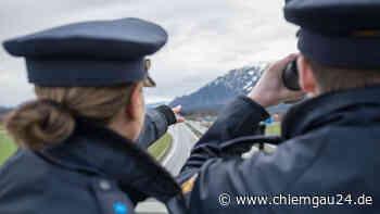 Siegsdorf am 31. Mai: 28-Jähriger wird wiederholt ohne Fahrerlaubnis erwischt, hat Schreckschusswaffe im Ha... - chiemgau24.de